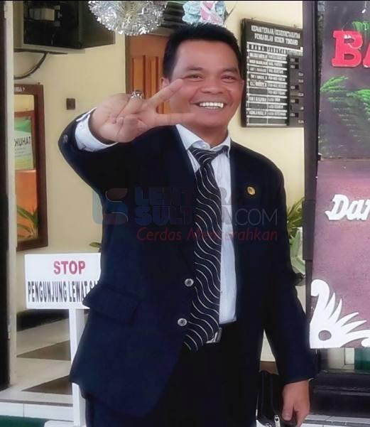 Ketua PN Baubau, Jokos Saptono.